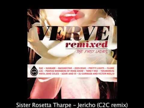 Sister Rosetta Tharpe  Jericho (C2C Remix)