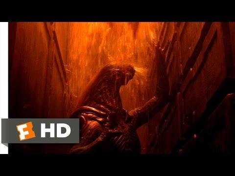 Alien 3 (4/5) Movie CLIP - Molten Lead (1992) HD