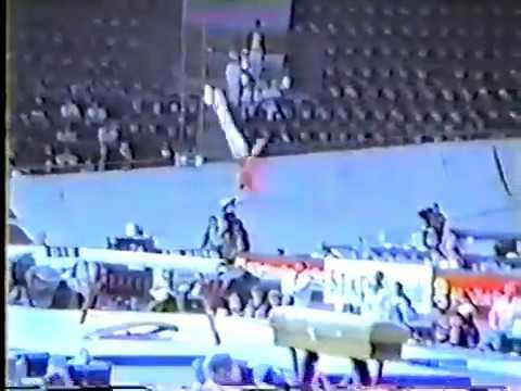 1989 World Gymnastics Championships - Women's Compulsories, Session 7