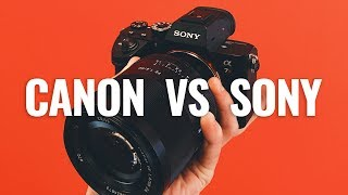 Why I Switched From Canon to S…