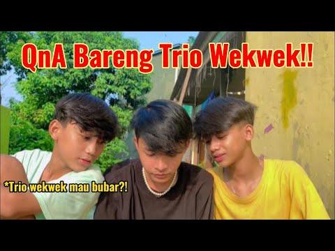 QnA Bareng Trio