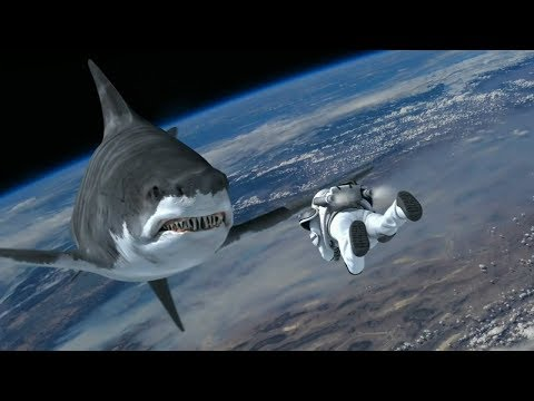 【扒界】这是哪来的鲨鱼?能在外太空生存,地球都装不下你啦!