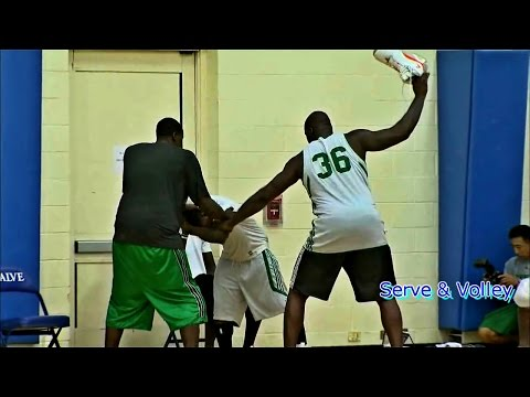 Nate Robinson and Shaq - FUNNIEST MOMENTS