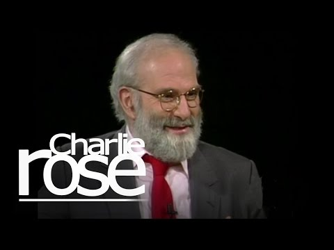 Oliver Sacks: On Robin Williams and the Brain (Feb 23, 1995) | Charlie Rose