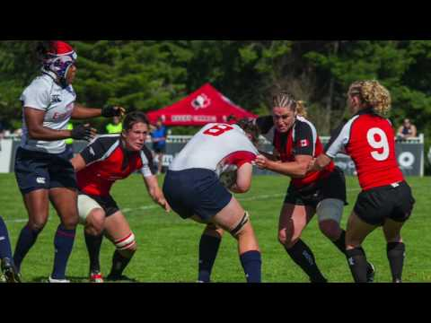 2017 Rugby Canada Hall of Fame — Gillian Florence