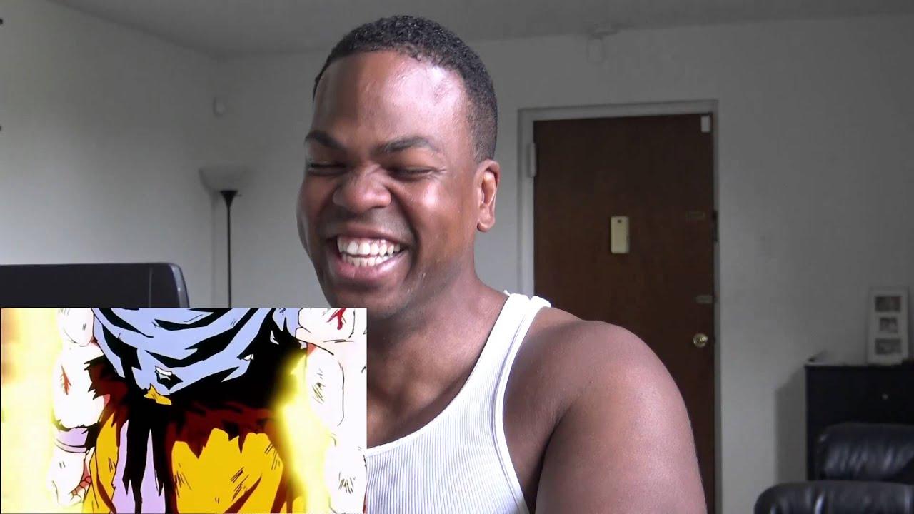 cb207baf4d5 Shia LaBeouf motivates Goku Just do it REACTION!!! - YouTube