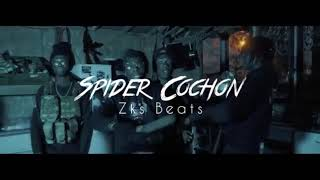 "|FREE DOWNLOAD| CG6 x Q.E Favelas type beat ""Spider Cochon"" by Zks Beats"
