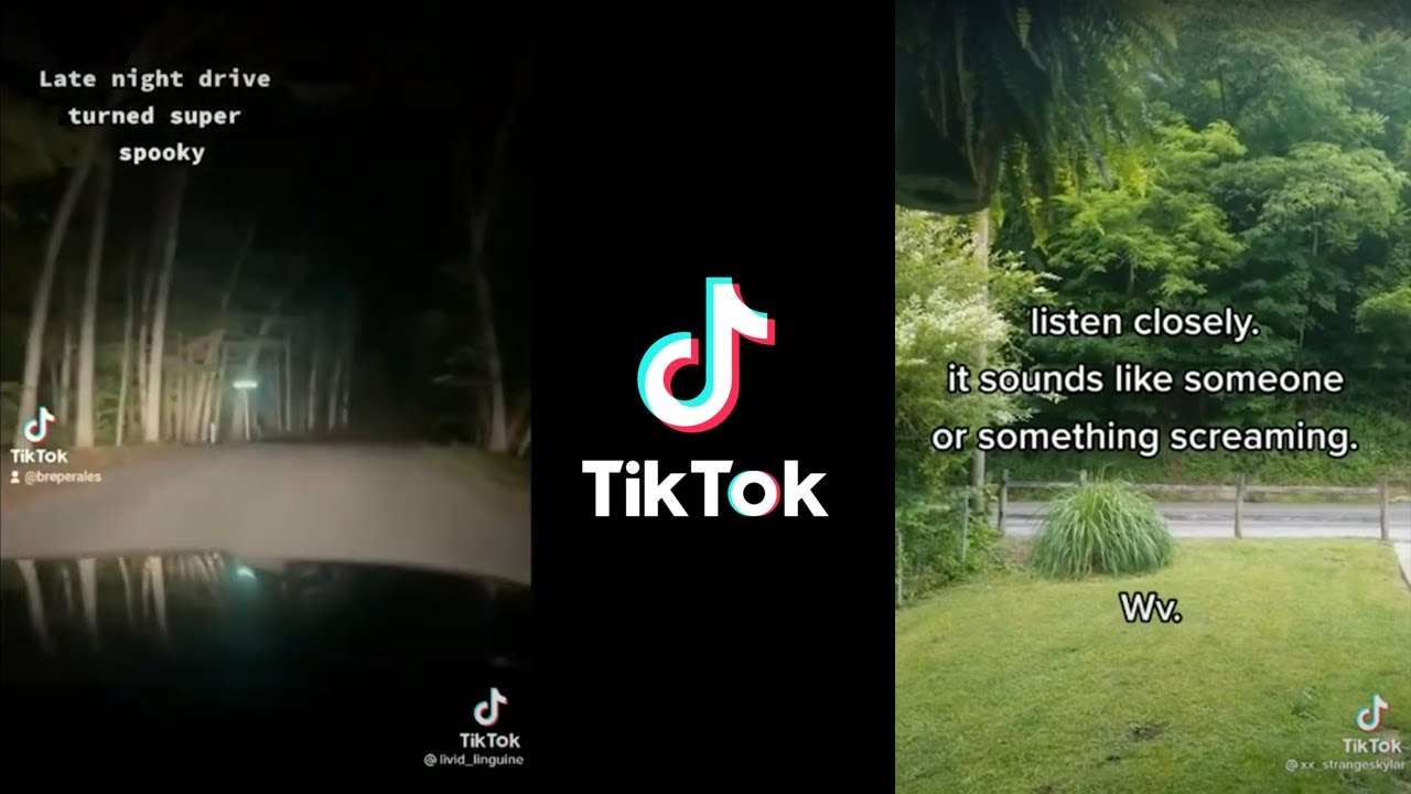 On tiktok, squads of football influencers are sitting on the digital bench, just waiting for you to open the app and give them the chance to show off their skills on your phone screen. Scary Sh T In The Forest Scary Tiktoks Youtube