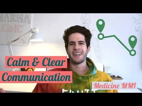 Medicine MMI: Communication Station (Describe this Picture /  Map Directions) | KharmaMedic