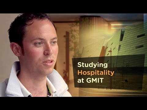 Hotel and Catering Management GA370 - Galway Mayo Institute of Technology - GMIT