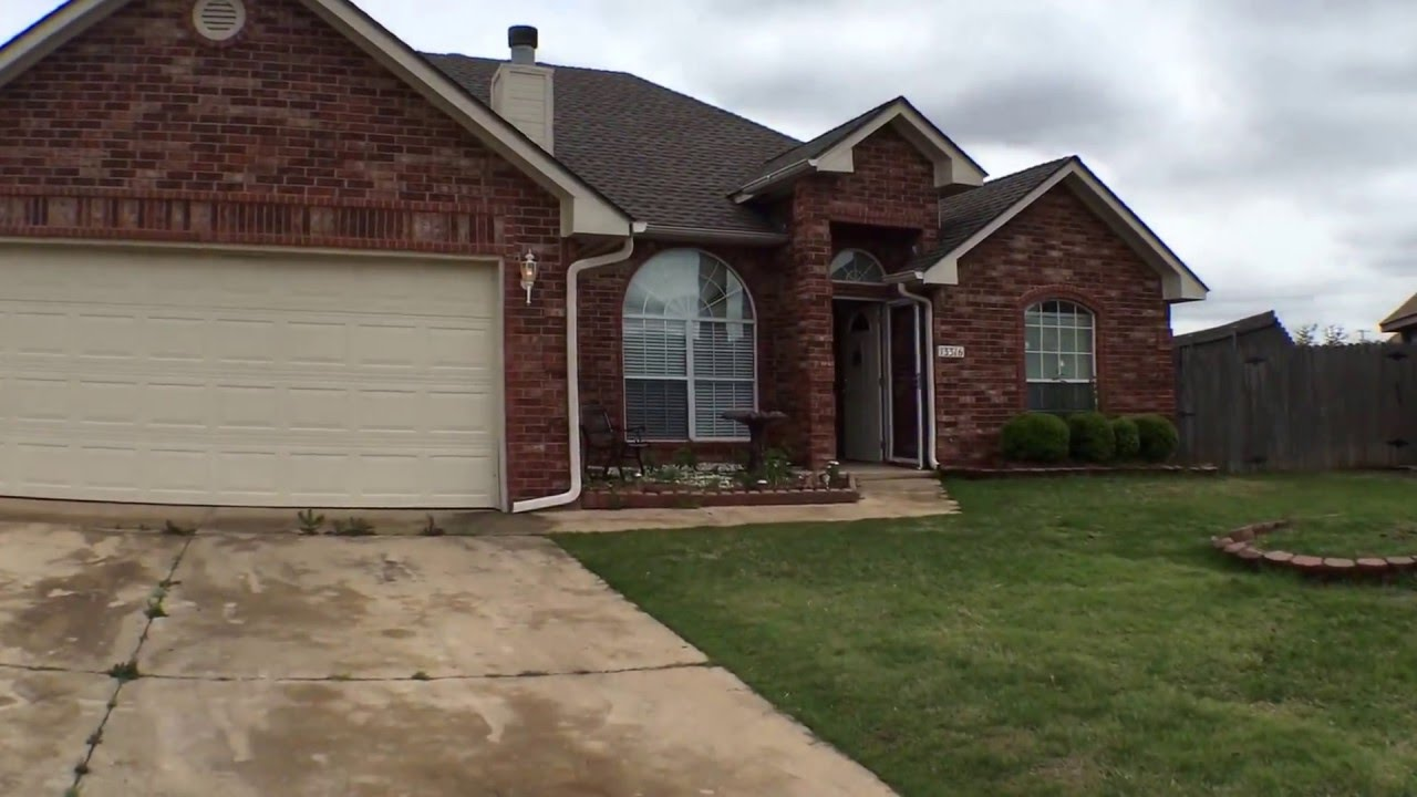 Houses For Rent In Oklahoma City 3BR/2BA By Oklahoma City Property  Management
