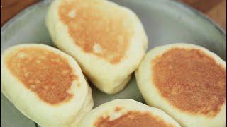 Làm bánh mì không cần lò nướng/ Make bread without oven