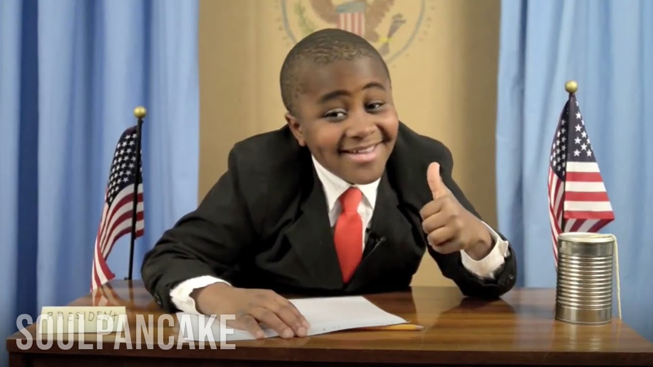 The Kids Need To Know! | Kid President - YouTube