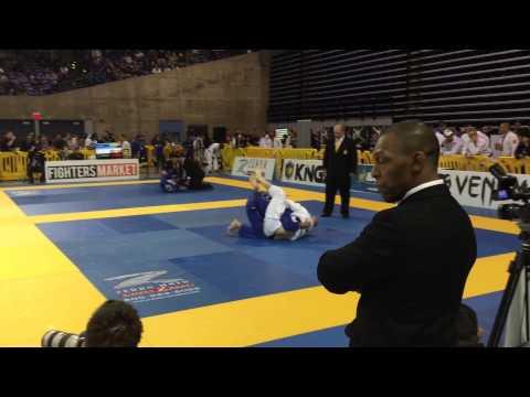 Pan Ams 2015 Master 3 Black Belt Medium Heavy