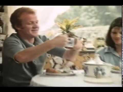Billy Bremner Scottish Footballer  Bisto  British TV  Commercial