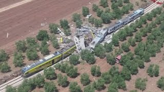 Death toll continues to rise in Italian train crash