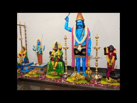 Sangumani Boothanai. Sri Sangili Boothathar. Sivakai (Nellai) Nov-2017