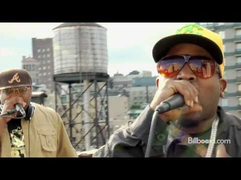 "Big Boi - ""Daddy Fat Sax"" LIVE (Rooftop Session)"