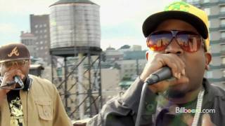 """Big Boi - """"Daddy Fat Sax"""" LIVE (Rooftop Session)"""