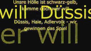 Krefeld Pinguine - Lebende Legende - Lyrics