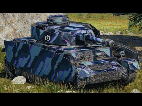 World of Tanks Pz.Kpfw. IV Ausf. H - 9 Kills 3,3K Damage thumbnail