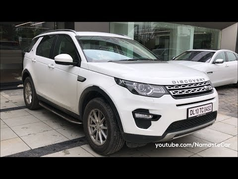 Land Rover Discovery Sport 2017 Real life review