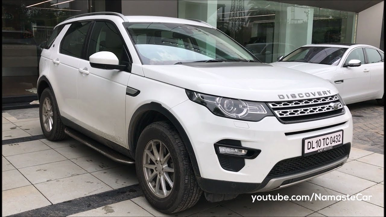 Land Rover Discovery Sport 2017 Real Life Review Namaste Car