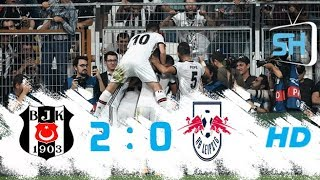 Besiktas vs RB Leipzig 2-0 Champions League All Goals and Highlight September 26,2017