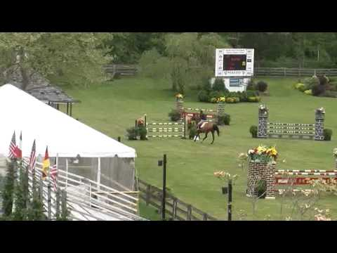 Video of HIGHRISE ridden by GEORGINA BLOOMBERG from ShowNet!