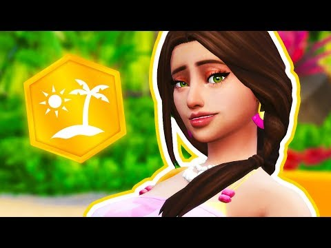LIFE ON THE ISLAND 🌴 // The Sims 4: Island Living #1