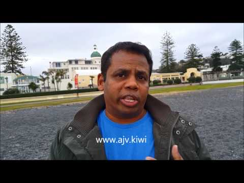 Napier New Zealand as a destination city for education or migration