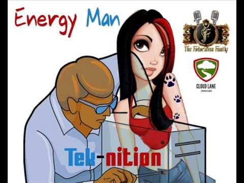 Energy Man - Tek-Nition ( Antigua Soca 2015 )