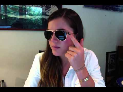 ray ban 55mm aviator  Comparing Ray-Ban Aviators vs. Ray-Ban Wayfarers Sunglasses - YouTube