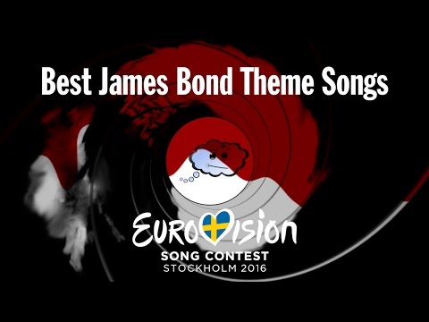 Eurovision 2016: Top 4 James Bond Theme Songs