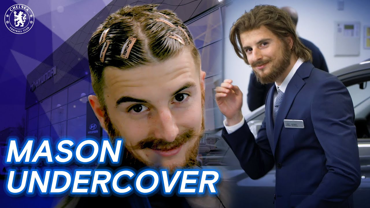 Download Chelsea's Mason Mount & Erin Cuthbert Go Undercover with Hyundai….