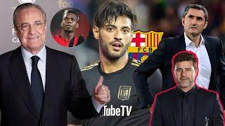 "¿valverde Fuera? ¿llega Pochettino?   'vela Al Barcelona'   ""no Se Quien Es Pogba"""
