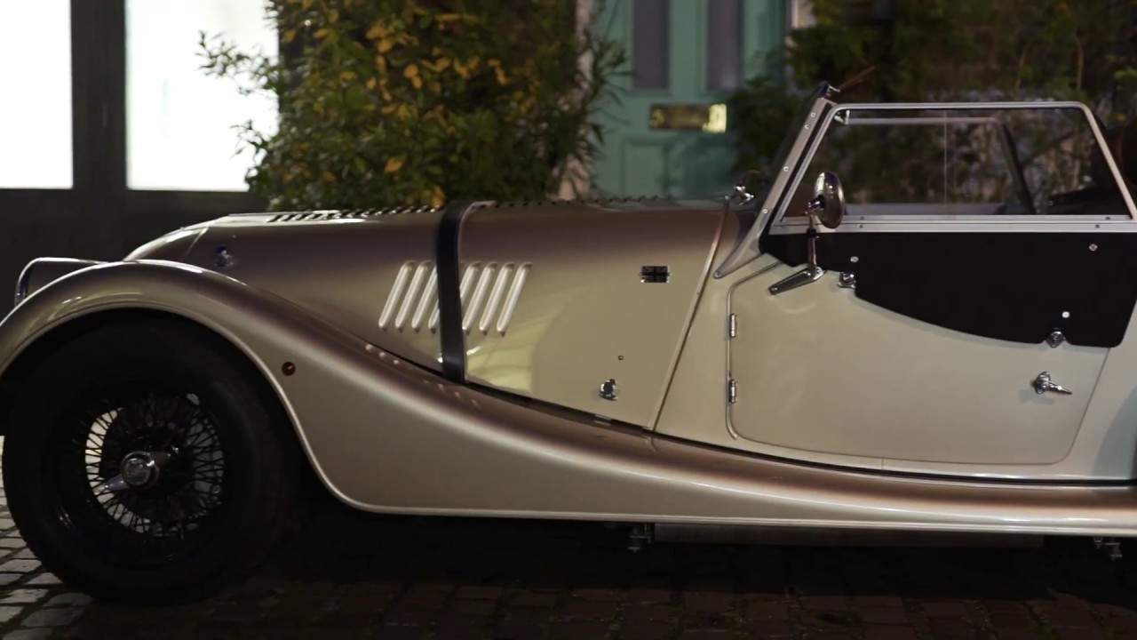 Morgan Roadster London Night Drive Youtube