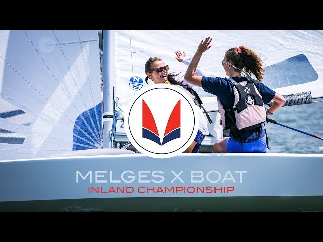 2018 Melges X Inland Highlight Reel