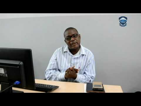 Interview session with Mr. Edmond Akpor-Mensah