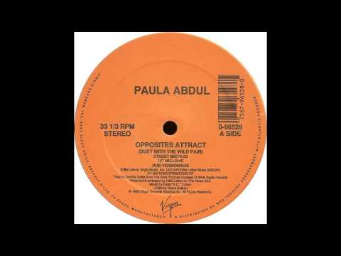 Opposites Attract (Street Mix) - Paula Abdul (Duet with The Wild Pair)