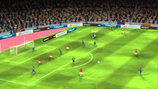 Fusion patch v2.0 for FIFA MANAGER 2012  gameplay