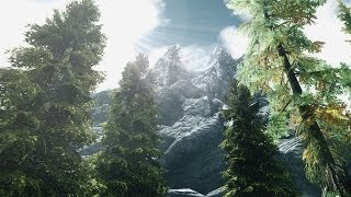 SKYRIM IN 4K (Rendered in 4K) - ULTRA GRAPHICS MODDED