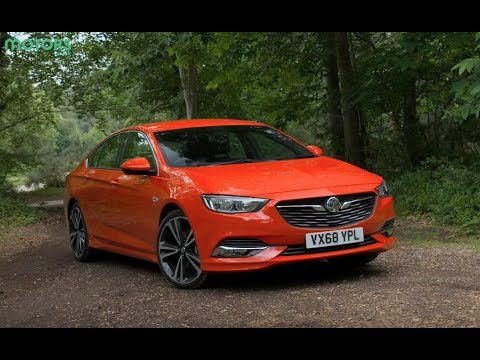 Motors.co.uk - Vauxhall Insignia Review 2019