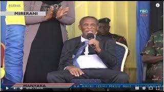 MZEE Aliyegundua Tanzanite Afunguka Mbele  ya JPM, Amwagiwa Mamilioni
