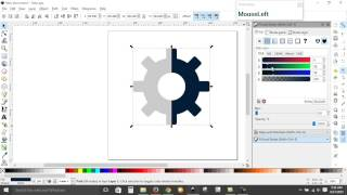 Inkscape Icon #6 - Draw Gear Setting by YandiDesigns