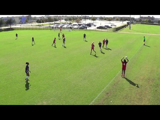 SBV DA U15 v FC Dallas Oct 15 2017 P1