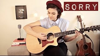 Sorry - Justin Bieber Cover