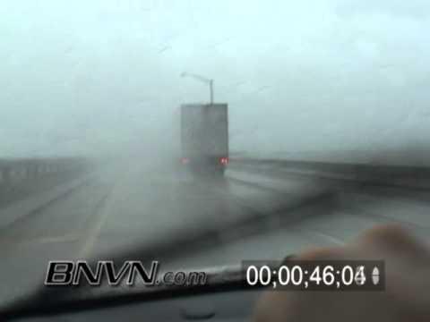 Hurricane Ivan Video, 9/15/2004 Part 1.