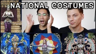 THE BEST National Costumes at Miss Universe 2018