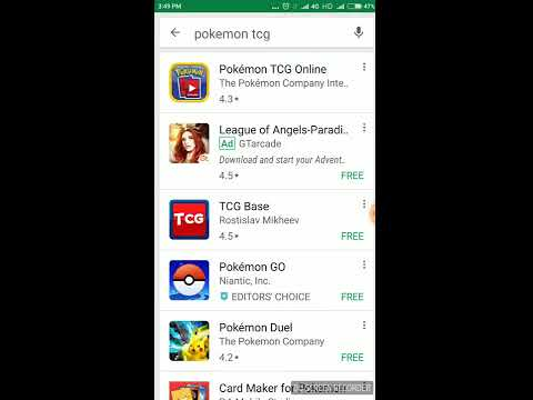 How To Download Pokémon Tcg Game In Android Phone